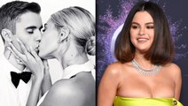 Selena Gomez Reveals What She Did On Justin Bieber & Hailey's Wedding Day