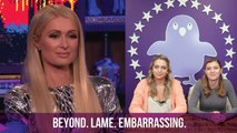 Paris Hilton Explains Lindsay Lohan In Three Words: Beyond, Lame AND Embarrassing