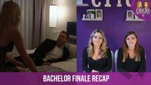 Last Night Was The Finale Of The Bachelor And It Was Filled With A Whole Bunch Of Bullshit