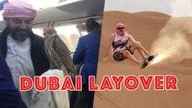 HOW TO CRUSH A DUBAI LAYOVER