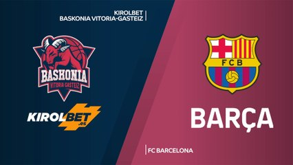 EuroLeague 2019-20 Highlights Regular Season Round 17 video: Baskonia 76-74 Barcelona