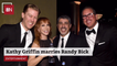 Kathy Griffin Gets Married