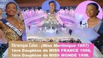 ♕Véronique Caloc ✵{MARTINIQUE}~1ère Dauphine Miss France 1998 ⚝ 1ère Dauphine Miss Monde 1998⚝