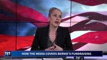 Mainstream Media Attempts To Discredit Bernie Sanders