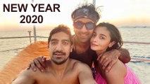 Alia Bhatt REVEALS Her First Pic With Ranbir Kapoor In 2020