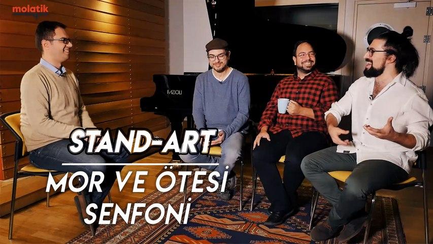 Harun Tekin, Orçun Orçunsel, Masis Aram Gözbek   STAND-ART