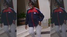 Amitabh Bachchan reveals what to call a Selfie in Hindi