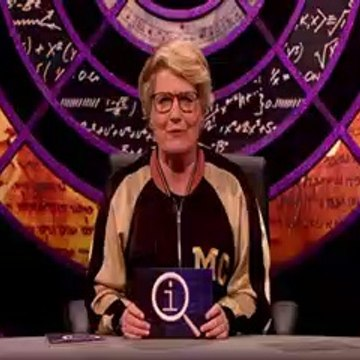 QI : Quagmire (Season 17)  Episode 12 - TV Series Show