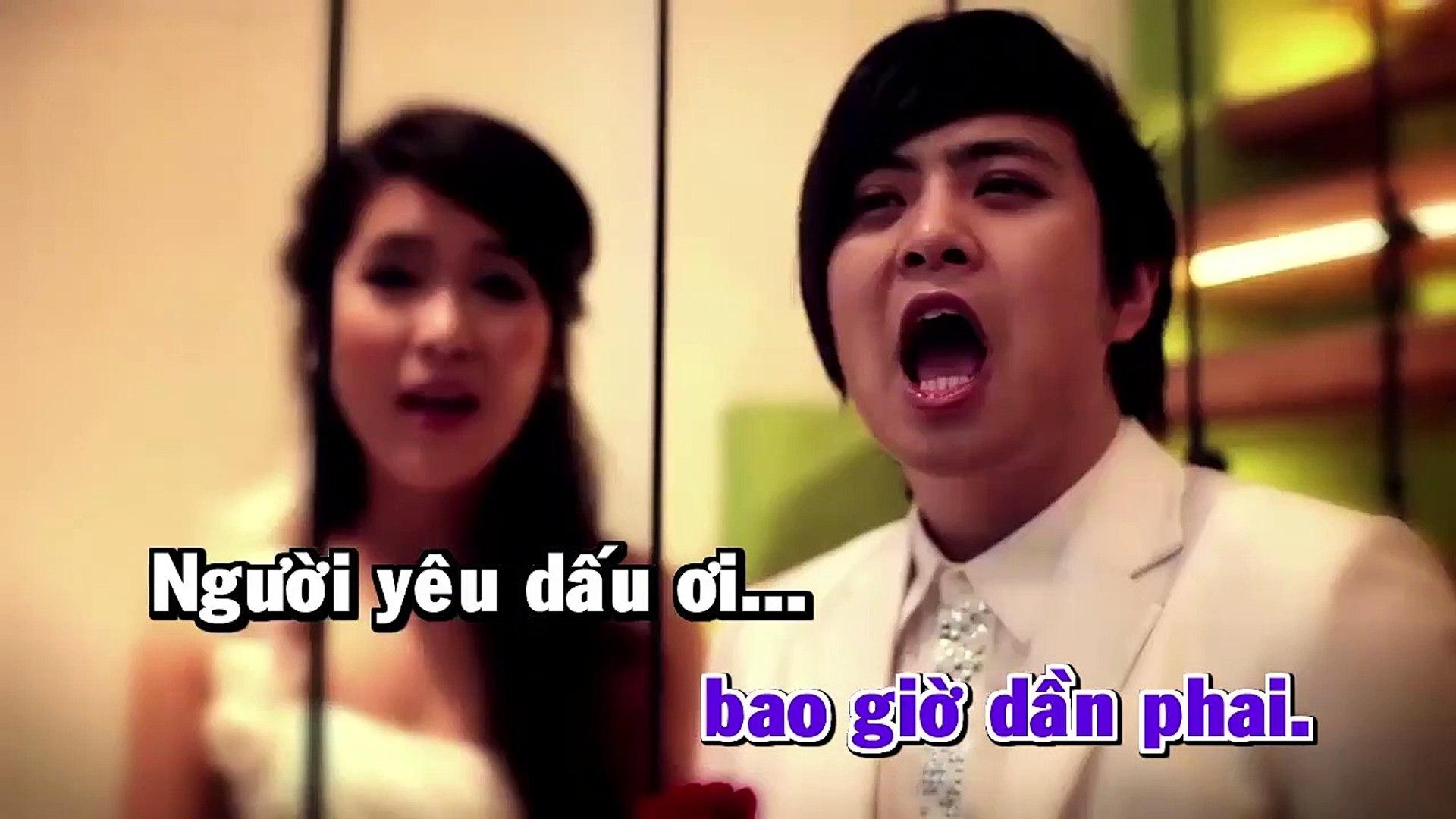 [Karaoke] Đêm Tình Nhân - Quốc Minh Ft. Bích Phương [Beat]