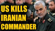 This is why US killed Iran Revolutionary Guards commander Qasem Soleimani  | OneIndia News