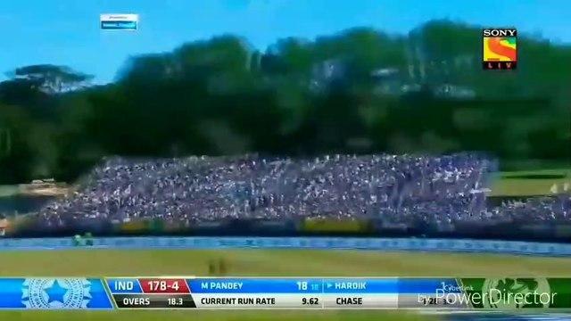 Hardik Pandya Best Sixes Batting 6 6 6 6 6 4   Hardik Pandya longest - helicopterShot