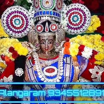 Swamy alangaram, swami decoration, God decoration,