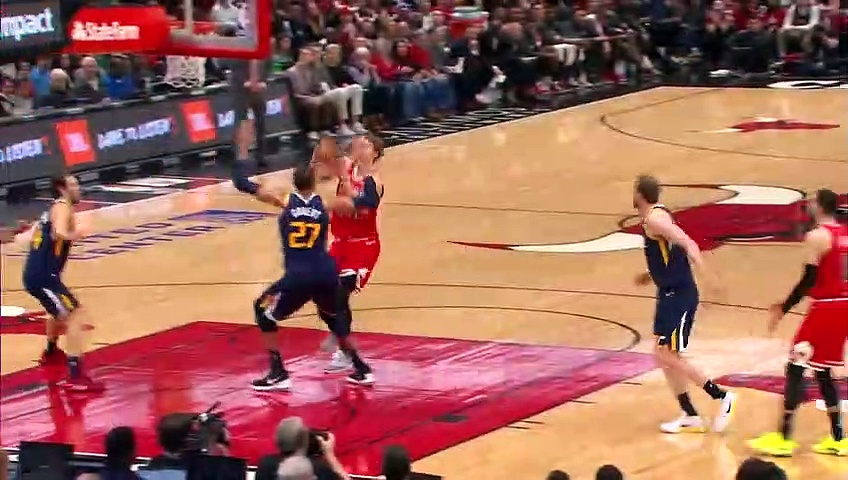 Utah Jazz 102 - 98 Chicago Bulls