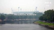 La qualité de l'air à Melbourne se détériore à cause des incendies