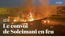 Un raid américain à l'aéroport de Bagdad en Irak tue le général iranien Soleimani
