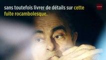 Fuite de Carlos Ghosn : la vidéosurveillance livre les premiers détails