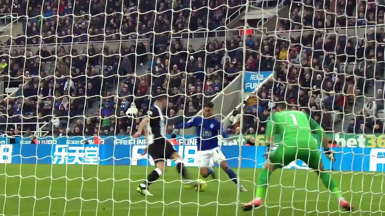 Newcastle United - Leicester City (0-3) - Maç Özeti - Premier League 2019/20