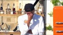 """Un candidat de l'émission """"Objectif Top Chef"""" sur M6 fond en larmes devant le chef Philippe Etchebest - Découvrez pourquoi ! - VIDEO"""