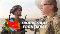 Crise Iran/États-Unis: de nouvelles troupes américaines atterrissent au Koweït