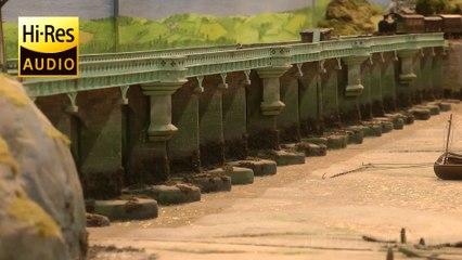 Voyage sentimental avec des trains miniatures: Réseau ferroviaire de «Bristol East Model Railway Club» - Une vidéo de Pilentum Télévision - Modélisme ferroviaire, trains miniatures, maquettisme et chemin de fer
