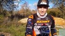Le Lédonien Benjamin Melot se prépare pour son 3e Dakar
