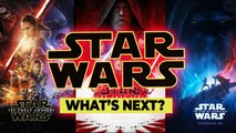 What's next for Star Wars? / After The Rise of Skywalker and Mandalorian, what will Disney do next?