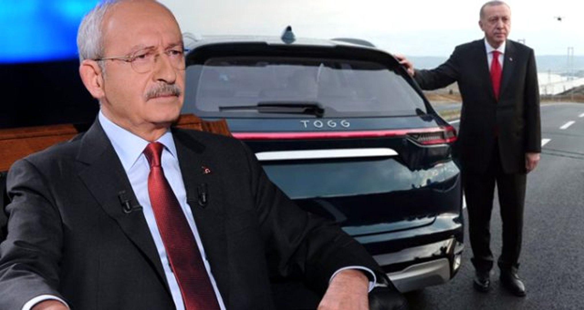 Kılıçdaroğlu'ndan yerli otomobille ilgili ilk yorum: Karşı çıkmak doğru değil