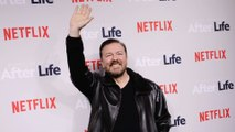 Ricky Gervais 'didn't mean to upset Tim Allen' at the 2011 Golden Globes