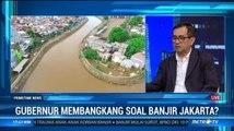 Gubernur Membangkang Soal Banjir Jakarta? (1)