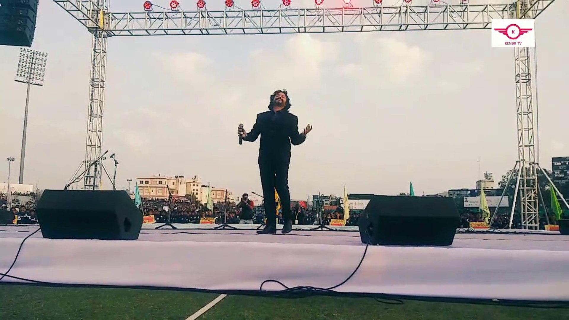 State Games 2020 | Ravindra Upadhayay | रंगारंग उद्घाटन समारोह में रविन्द्र उपाध्याय | Ravindra Upad