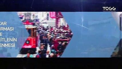TOGG'un hedefi Türkiye'nin küresel mobilite markası olmak
