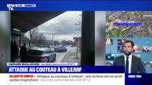 Attaque au couteau à Villejuif: l'assaillant est décédé