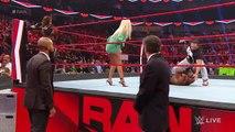 Bobby Lashley and Lana are arrested Raw 2 Jan 2020