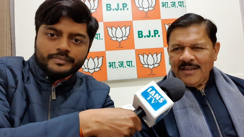 We have several candidates for Delhi's chief ministership: BJP's Shyam Jaju