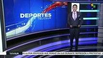 Deportes teleSUR: Venezuela se alista para JJOO Tokio 2020