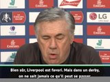 """FA Cup - Ancelotti : """"La dernière fois que j'ai disputé cette compétition, je l'ai gagnée"""""""