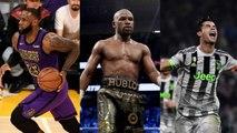 Os dez atletas mais bem pagos da década, segundo a Forbes