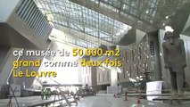 Égypte : un musée pharaonique