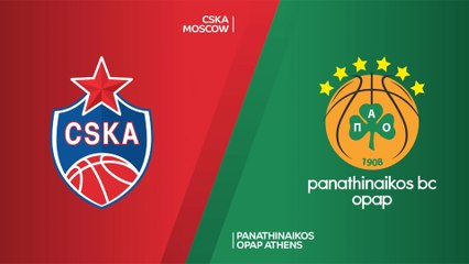 EuroLeague 2019-20 Highlights Regular Season Round 17 video: CSKA 102-106 Panathinaikos