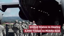 More Troops Head To The Middle East