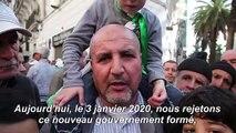 Algérie: manifestation après l'annonce du nouveau gouvernement