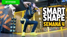 Entrena con Smart Shape, la rutina de alta intensidad de Smart Fit