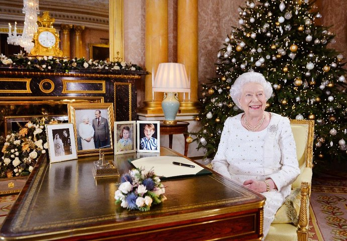 Why the Queen Keeps Her Holiday Decorations Up Until February