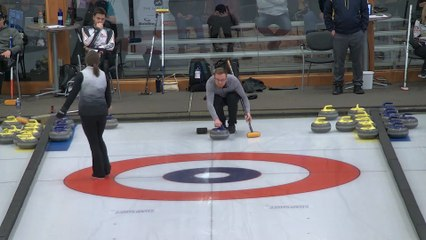 Qualico Mixed Doubles Walker/Muyres (CAN) vs Rocque/Steinke (CAN)