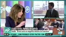"""El tremendo enfado de Ana Rosa Quintana: """"¿Es que todo es mentira? ¡Pues qué triste!"""""""