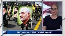 Did Trump Just Start World War III?