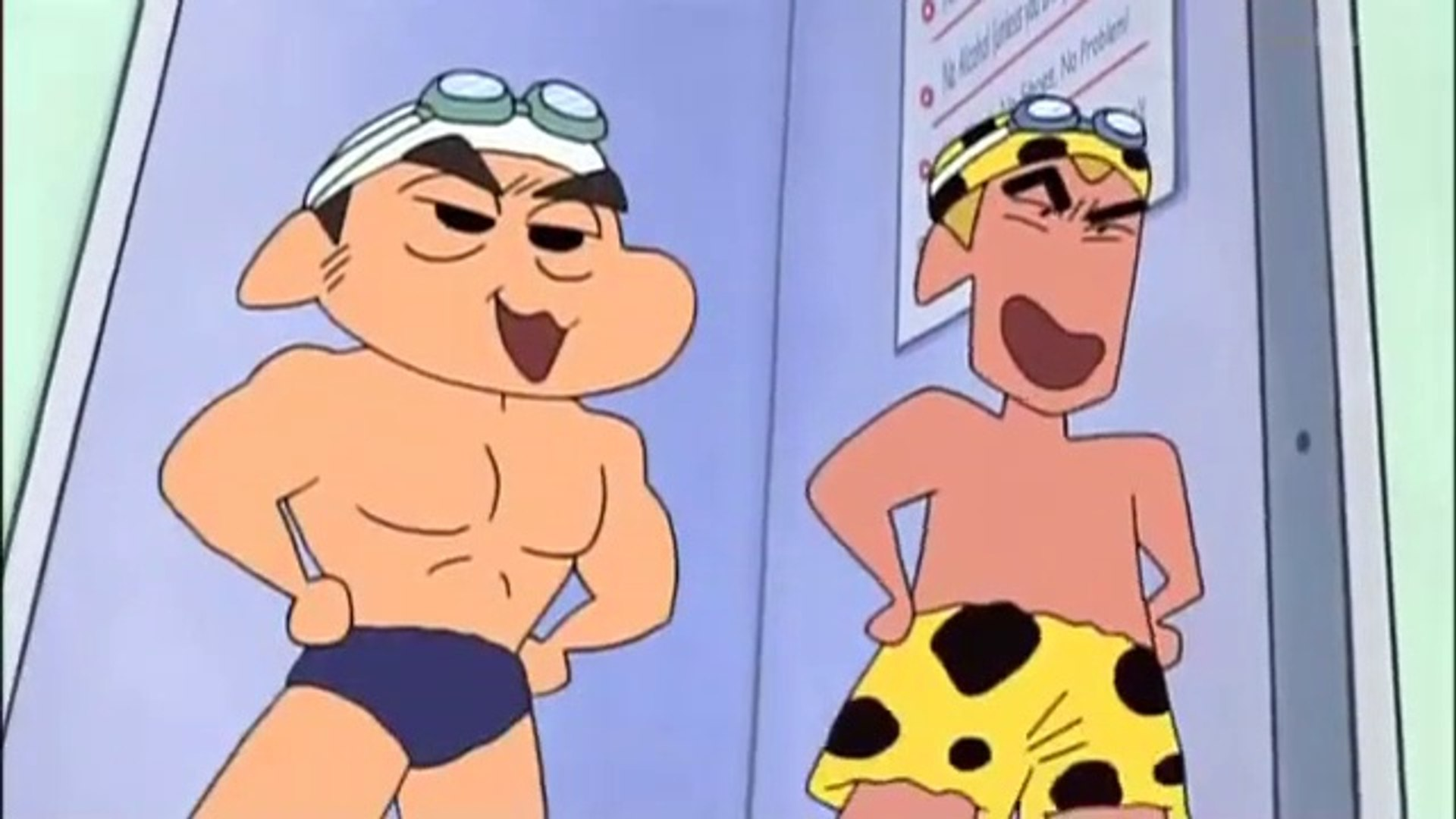 Shinchan funny episode in English part-1