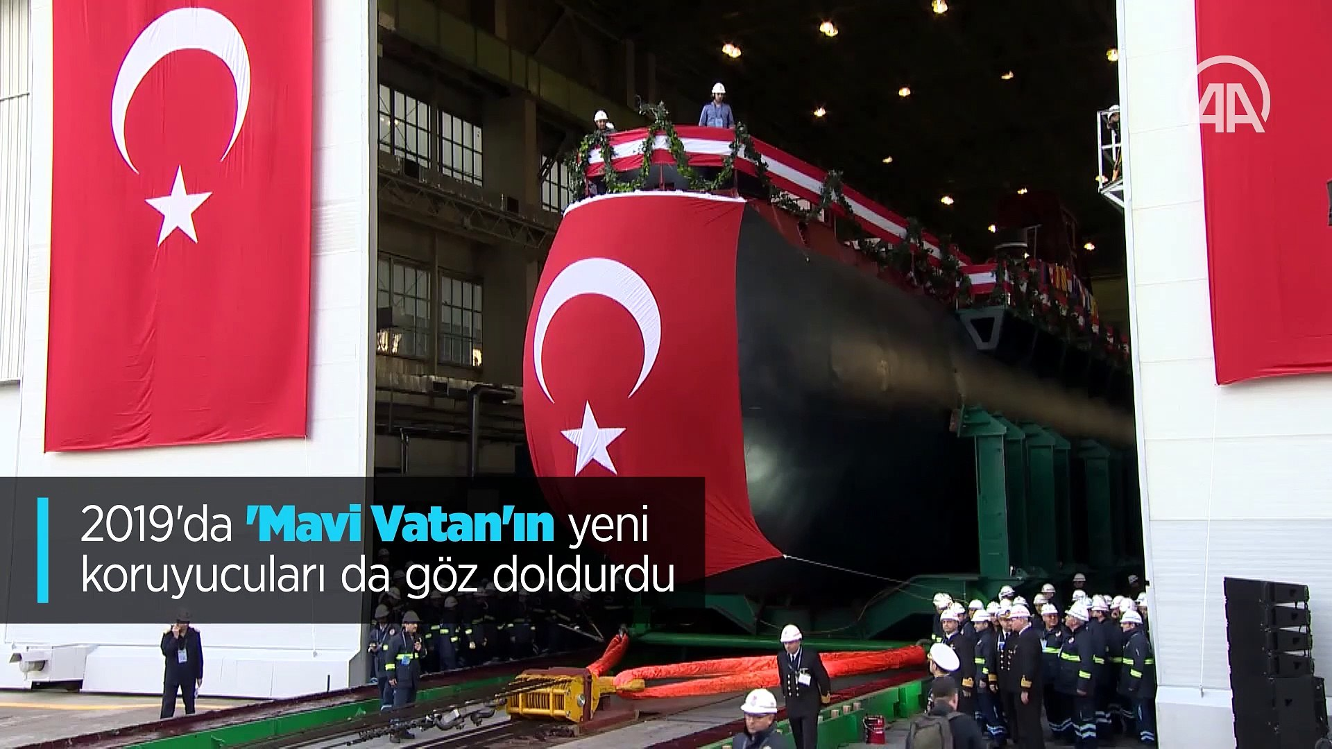 Yerli otomobilden sonra,  2019 Türk savunma sanayisinde de gurur yılı oldu