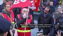 Grève: Les syndicats tentent de mobiliser les salariés à l'approche d'une nouvelle semaine de mobilisation - VIDEO