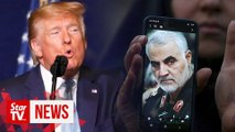 Trump: Soleimani's bloody rampage is forever gone